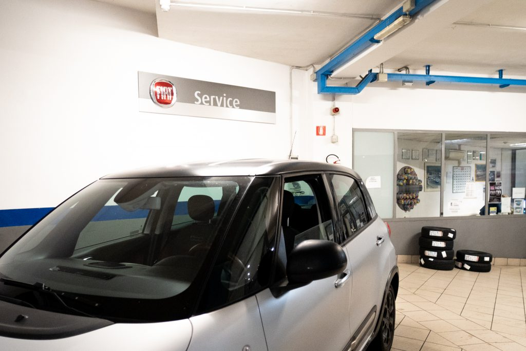 Servizio Fiat Roma eur mostacciano
